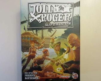 """Jolly Roger"" - Cover"