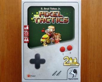"""""""Pixel Tactics"""" - Cover"""