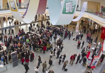Verteilung play it_Foto_Spielwarenmesse