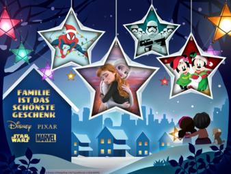 DisneyWeihnachtskampagne