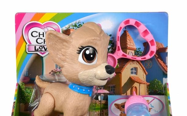 """""""ChiChi Love Pii Pii Puppy"""" von Simba Toys"""