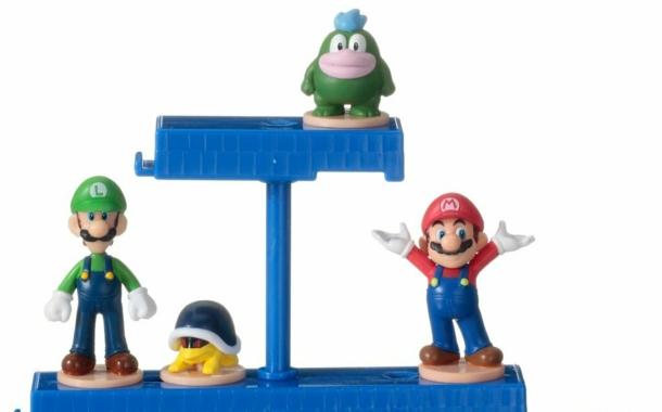 """""""Super Mario™ Balancing Games"""" von Epoch"""