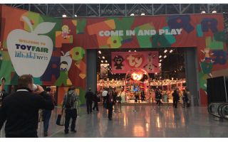 Toy Fair Come in and play