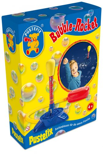 Bubble Rocket