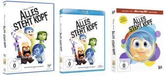 Disney_Alles steht Kopf DVD