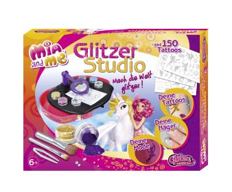 knorr toys_Glitza Mia and me