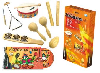 Voggenreiter_Kinder Percussion Set