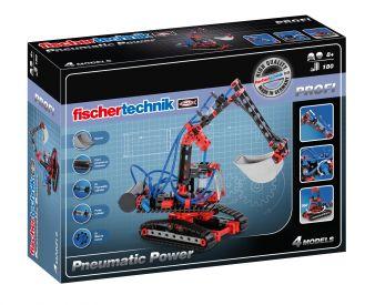 fischertechnik PROFI Pneumatic Power Packshot