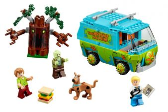 Lego_Scooby-Doo Mystery Machine