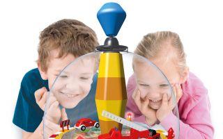 Maroy Toys Feuerwehrkreisel