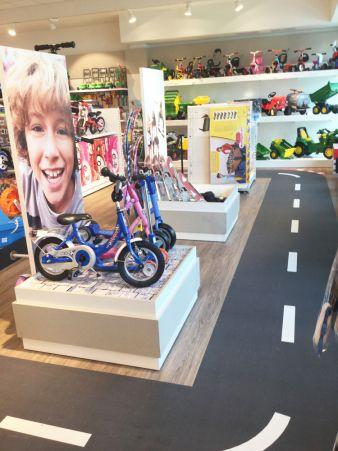 Vedes Kinderwelt Parcours