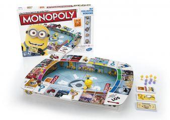 Aa-Monopoly Ich einfach unverbesserlich Minion Pack Inhalt