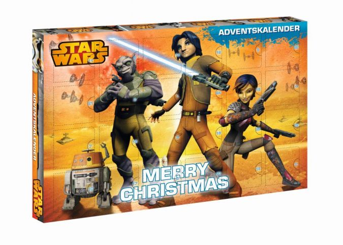 star wars adventskalender das spielzeug. Black Bedroom Furniture Sets. Home Design Ideas