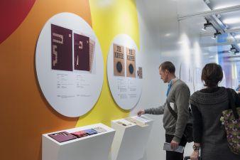 Ausstellung Designwettbewerb für Gruß- und Glückwunschkarten Paperworld 2015