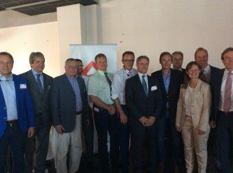Der neu gewählte Vorstand mit vielen bekannten Gesichtern.DVSI_Generalversammlung