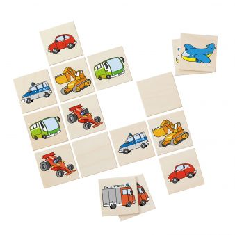 Selecta Memo Fahrzeuge