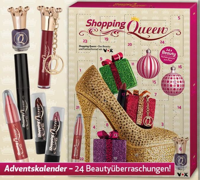 Shopping Queen-Adventskalender