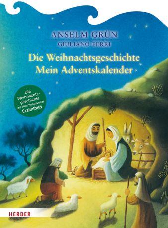 Weihnachtsgeschichte-Grün_Cover
