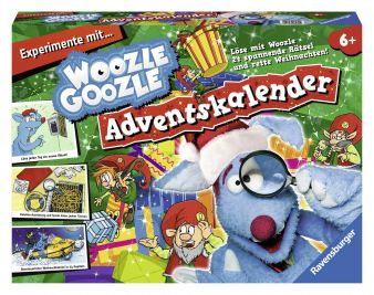 woozle goozle adventskalender das spielzeug. Black Bedroom Furniture Sets. Home Design Ideas