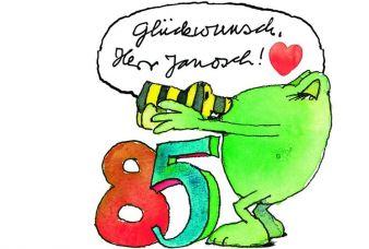 Janosch wird 85