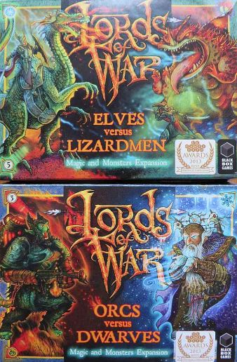 """Lords of War"" - Cover"