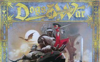 """Dogs of War"" - Slider"