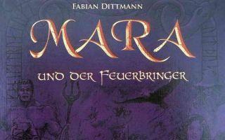 """""""Mara und der Feuerbringer"""" - Slider"""