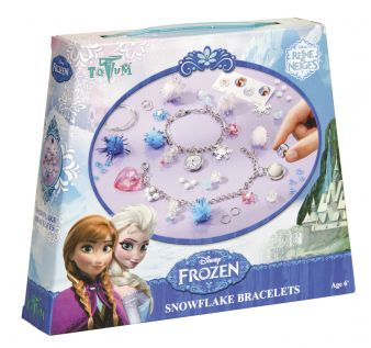 680005_Frozen_Snowflake bracelets