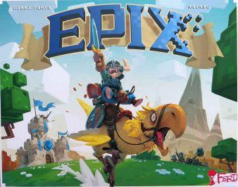 """""""Epix"""" - Cover"""