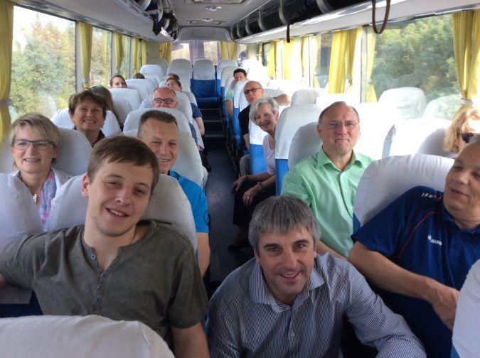Busfahrt nach Beilun