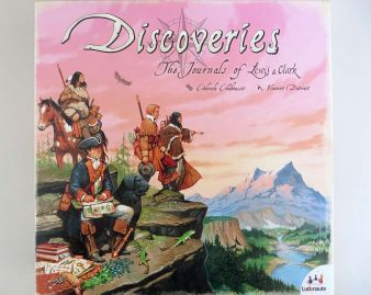 """Discoveries"" - Cover"