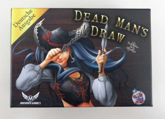 """Dead Man's Draw"" - Cover"