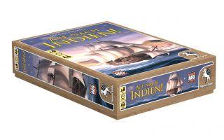 """""""Auf nach Indien!"""" - Cover liegend"""