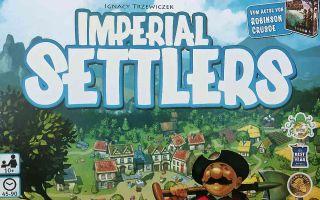 """""""Imperial Settlers"""" - Slider"""