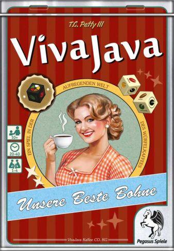 """""""VivaJava"""" - Cover"""