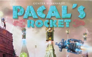 """Pacal's Rocket"" - Slider"