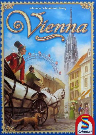 """Vienna"" - Cover"