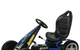 Hauck Toys_Batman Go-Kart