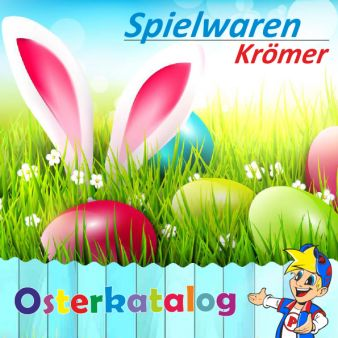 Osterkatalog Spielwaren Krömer