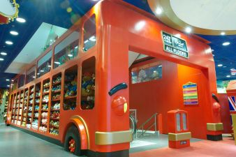Regent Street Bus Ground Floor