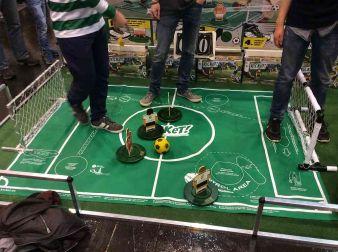 Spiel Essen - Fußball