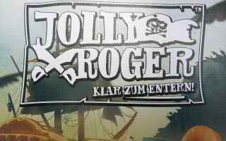 """Jolly Roger"" - Slider"