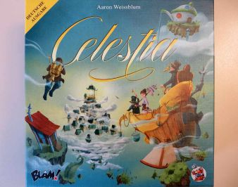 """Celestia"" - Cover"