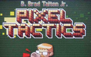 """""""Pixel Tactics"""" - Slider"""