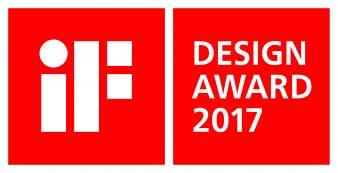 Logo _ iF DESIGN AWARD 2017_red_l_CMYK