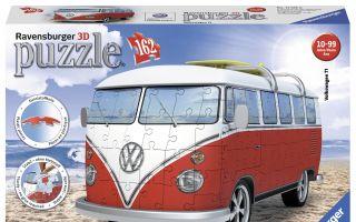 3D Puzzle_Volkswagen T1_Produktbild