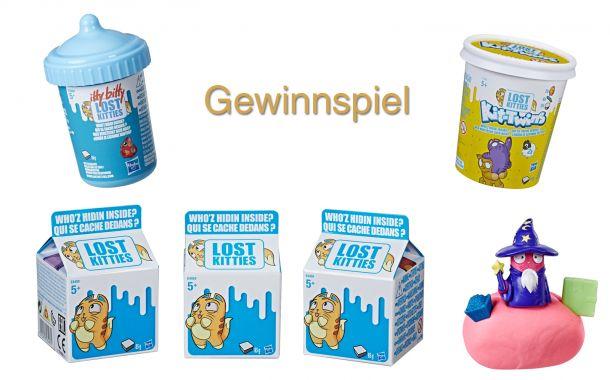 "Silvester-Gewinnspiel: ""Lost Kitties""-Orakel"