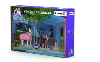 97151 Adventskalender Pferde 2016