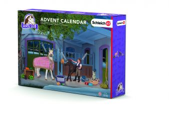 schleich horse club adventskalender das spielzeug. Black Bedroom Furniture Sets. Home Design Ideas