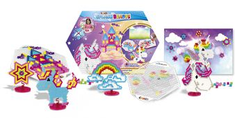 Craze Splash Beadys Unicorn Creation-Set